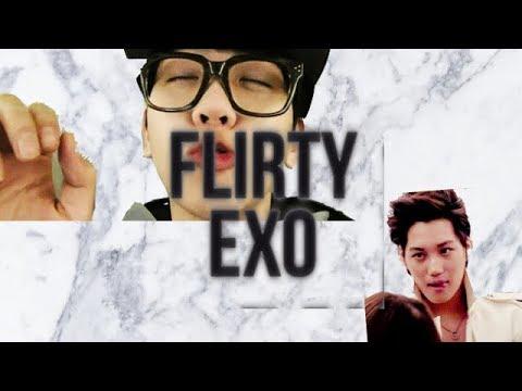 flirty exo