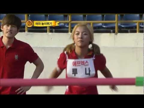 100926 f(x) Luna High Jump Hooray