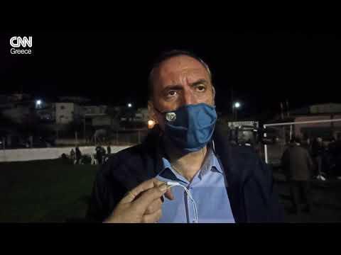Σεισμός στην Ελασσόνα. Γιάννης Κόκουρας, δήμαρχος Τυρνάβου