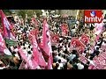 KTR Rally Live | LIVE Updates From Telangana Bhavan | hmtv