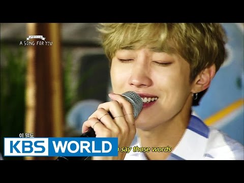 Global Request Show: A Song for You 3 - Ep.4 with B1A4