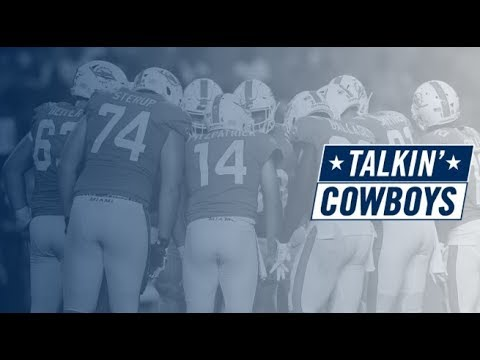 Talkin' Cowboys: Breaking Down The Dolphins | Dallas Cowboys 2019
