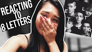 WHY DONT WE - 8 LETTERS [REACTION]