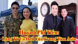Ca sĩ Hải ngoại Huỳnh Phi Tiễn: Chàng Lãng Tử Cô Đơn của Trung tâm Asia