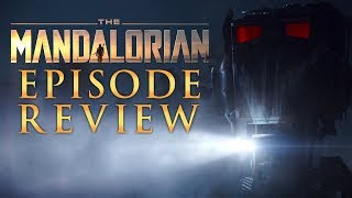 The Mandalorian Chapter 4 - Sanctuary Episode Review
