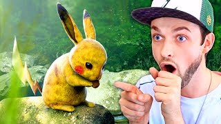 10 MOST realistic Pokemon EVER! (MUST SEE!)