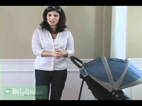 Baby Gizmo Baby Jogger City Mini 2012 Stroller Review