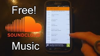 Free! App Downloads SoundCloud Music!! Android