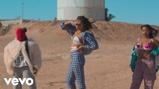 AlunaGeorge, Leikeli47, Dreezy - Mean What I Mean