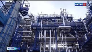 Омский НПЗ повышает производственные показатели