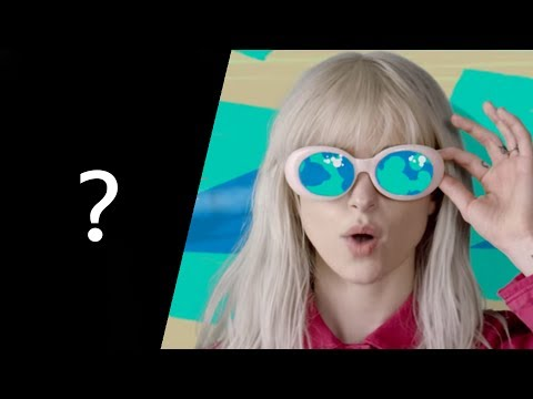What is the song? Paramore #1