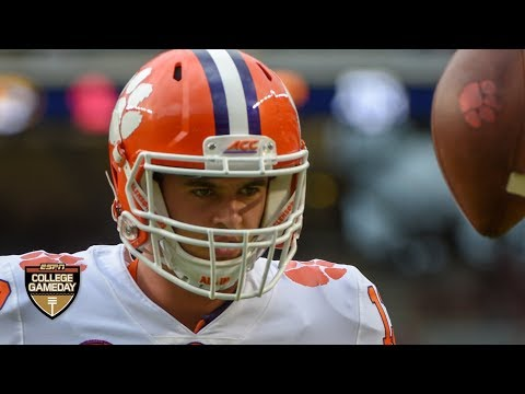 Hunter Renfrow's Clemson career the stuff of legend | College GameDay
