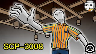 SCP-3008 The Infinite IKEA (SCP Animation)
