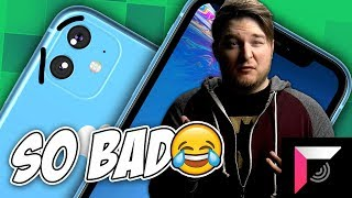iPhone 11R - How did they make it so bad? 😂