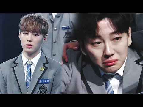 [PRODUCE 101] HaSungwoon & NohTaehyun's FRIENDSHIP | (하성운 & 노태현)