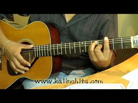 Como tocar De Musica Ligera en guitarra acustica