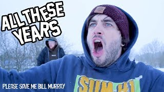 All These Years - Please Save Me Bill Murray (Official Music Video)