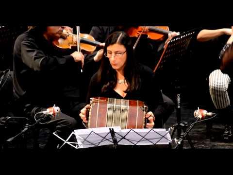 """Sergio Fidemraizer: """"Alevare"""" (2015), para sax ten., bandoneón y orq. de cuerdas"""