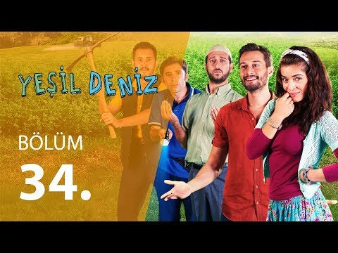 Yeşil Deniz (34.Bölüm YENİ) | 10 Ağustos Son Bölüm Full HD 1080p Tek Parça Dizi İzle