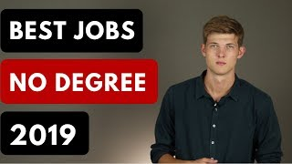 9 Highest Paying Jobs Without A College Degree (2018)