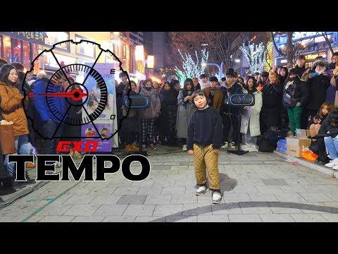 [K-POP/KIDS DANCE] EXO(엑소) - TEMPO(템포) Cover Dance 커버댄스 4K