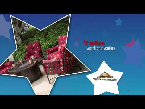 Amini's Kansas City Memorial Day Blowout Sale