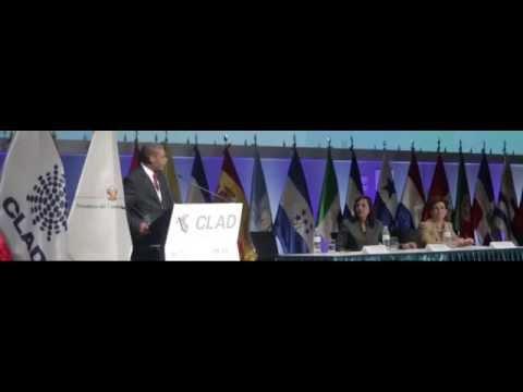 XX Congreso Internacional del CLAD Perú [VIDEO]