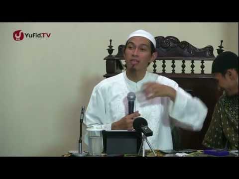 Agar Rumah Anda Diberkahi - Ustadz Abuz Zubair Hawaary, Lc.