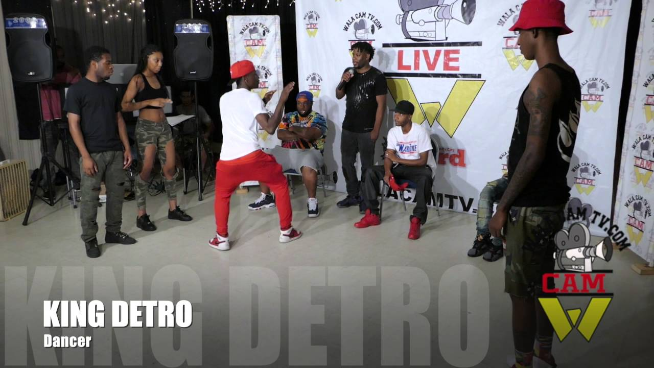Da War Zone - Battle - JMONEY & OCTOBER VS  KING DETRO & MARQUIS