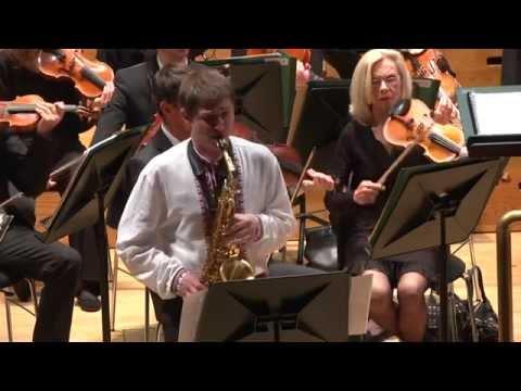 Illia Vasiachkin à la Classic Academy (Henri Tomasi - Ballade)