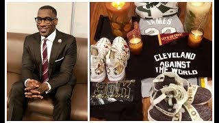 Shannon Sharpe is as hyped as he ever was as LeBron wins the East again