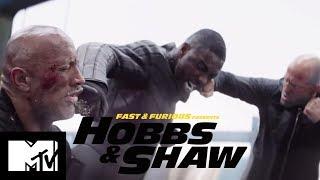Fast & Furious: Hobbs & Shaw Trailer 2   MTV Movies