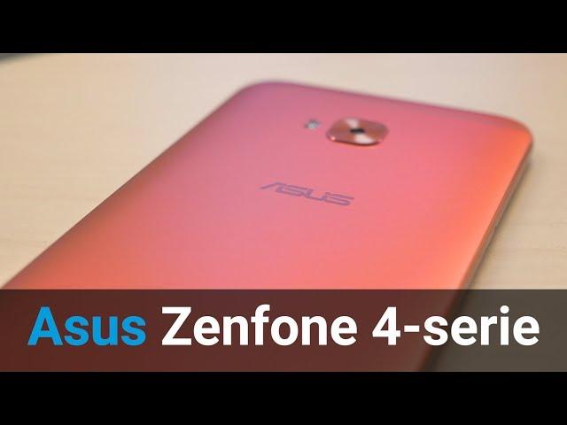 Belsimpel.nl-productvideo voor de Asus Zenfone 4 Black