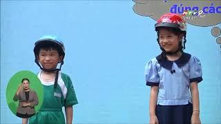 An toàn giao thông cho nụ cười trẻ thơ và hoạt động 4S- Trường TH Chi Lăng ngày 23/04/2019