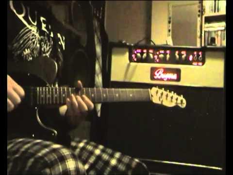 Dan Leggatt - Melodic Jam (M13, Telecaster, Bugera BC30)