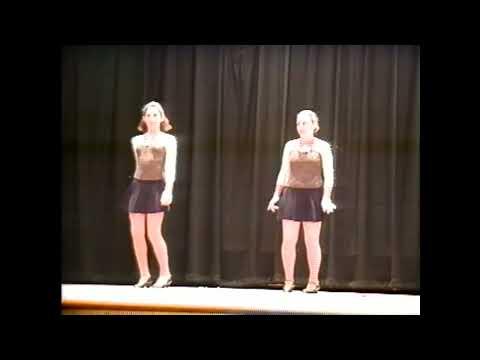 Langlois Racine Dance Recital  5-22-03