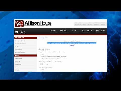 Gibson Ridge Non-Radar Data Integration