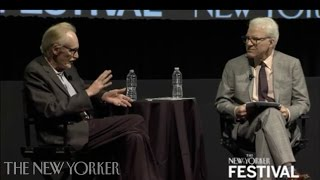 Steve Martin on art - The New Yorker Festival - The New Yorker