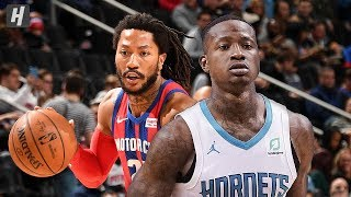 Charlotte Hornets vs Detroit Pistons - Full Game Highlights | November 29, 2019 | 2019-20 NBA Season