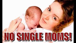 STOP Dating Single Moms! ( RED PILL )