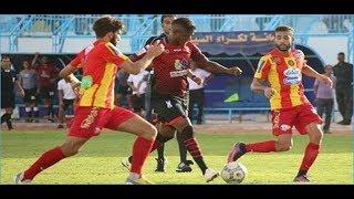 أهداف مباراة : مستقبل قابس 1-1 الترجي الرياضي التونسي     -