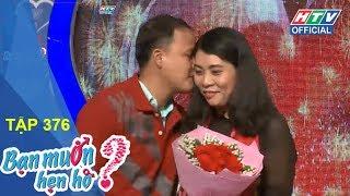 HTV BẠN MUỐN HẸN HÒ | Thanh Hậu - Mỹ Uyên ; Văn Thừa - Kim Thoa | BMHH #376 FULL | 22/4/2018