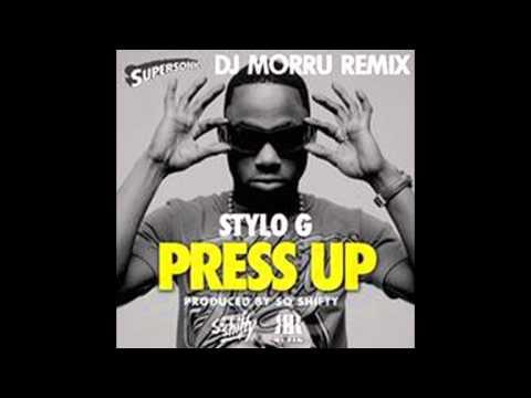DJ Morru - PRESS UP Stylo G (DJ Morru Ragga Bass Remix)