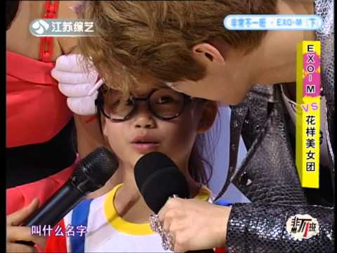 120720 EXO-M.江苏综艺 非常不1班 extraordinary class part 2