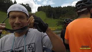 Rollerblading Medellín Downhill