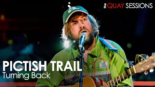 Pictish Trail Performs Turning Back Live | Quay Sessions