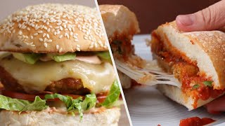 Burger Recipes You Cannot Resist