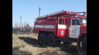 Омск задыхается от пожаров