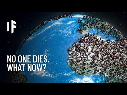 Пренаселеност, недостаток од ресурси - како ќе изгледаше светот ако сите луѓе беа бесмртни?