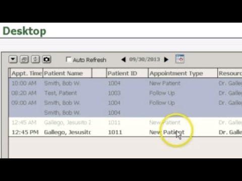 Patient List Setup in Greenway PrimeSUITE EMR / EHR